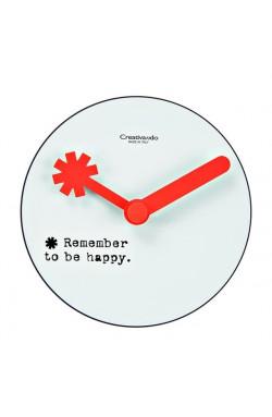 CREATIVANDO Orologio Fare le ore piccole/ Remember