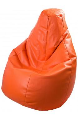 CREATIVANDO Poltrona a sacco LOLITA ECOPELLE/ Arancione