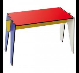 CREATIVANDO SGABELLO Any Mal/ Mondrian Style