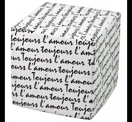 CREATIVANDO POUF Cubolibre/ Toujours Bianco