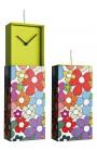 CREATIVANDO Orologio Clock in a box/Flowers