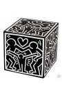 CREATIVANDO POUF Cubolibre/ Happy Family Black